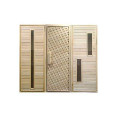 Двери и окна из липы